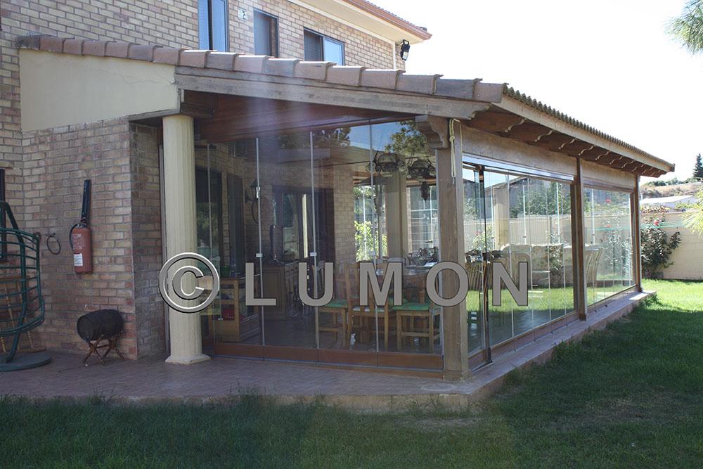 Terrazas solglass - El porche de octaviano ...